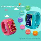 Perseguidor popular do relógio do GPS da tela de 2016 OLED para os miúdos/crianças (Y3)