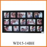 Деревянная картинная рамка фотоего (WD15-14BH)