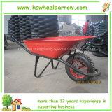 The Best Qualityの建築現場のための構築Wheelbarrow