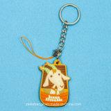 PVC de borracha Keychain de Soft para Promotion ou Souvenir