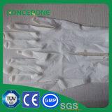粉のない医学の使い捨て可能な殺菌した乳液の外科手袋