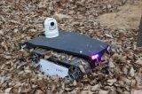 Telaio di gomma della pista del robot di controllo (ispettore K-02)