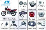 Части мотоцикла Italika FT150 от Китая