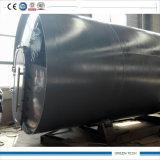 2016 neue Reifen-Pyrolyse-Maschine der Technologie-12ton für Verkauf