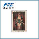 Tarjetas que juegan/póker de la estrella atractiva para la hospitalidad
