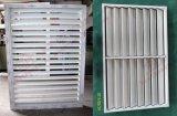 UPVC ajustável e indicador fixo do obturador da plantação (BHP-SCW02)