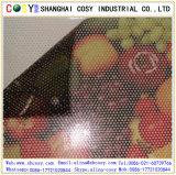 Perforiertes Einweganblick-Vinyl für UVdrucken