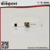 Répéteur à deux bandes de signal du modèle neuf 3G 4G 2100/2600 pour le portable