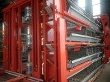 Système complètement automatique productif élevé de cage de couche