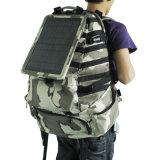 Zaino solare militare di vendita del camuffamento impermeabile caldo di Cordura