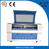 Machine 1390 de gravure de laser de CO2 pour les forces de défense principale acryliques en bois
