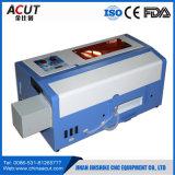 Máquina de grabado del laser del sello de goma caliente 40W de la venta