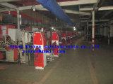 Grijs/ontruim/het Rode Gordijn van pvc