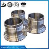 Soem-Präzisions-maschinell bearbeitenund drehende Aluminiumersatzteile