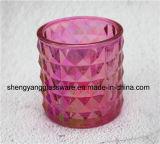 蝋燭のコップまたは祝祭の装飾の/Homeのガラス装飾