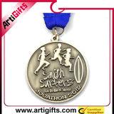別のめっきのカスタマイズされた熱い販売の金属メダル
