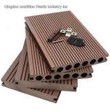 屋外の景色のための中国の木製のプラスチック合成のフロアーリング