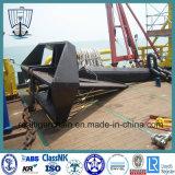 Ancoraggio saldato di delta della nave del acciaio al carbonio