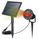 Usager solaire extérieur d'exposition de Noël de lumière laser