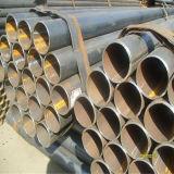 Tubulação de aço em linha reta soldada de carbono da alta qualidade