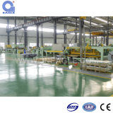 Stainless di alluminio Steel Coil Cut a Length Machine Line