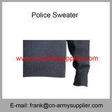 Camisola Camisola-Azul cinzenta do Camisola-Exército da Camisola-Polícia da Camisola-Marinha