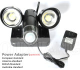 専門の機密保護PIR WiFi 3Gの動きセンサーライトカメラZr720
