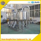 Brauerei-Gerät des Bier-500L mit Bier-Gärungserreger und Maischapparatbrew-Kessel, Fertigkeit-Brauerei-Gerät