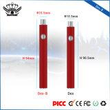 Grande vente en gros rechargeable de la vapeur 350mAh batterie de 510 grandes capacités