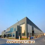 El año 2017 prefabricó el edificio de la estructura de acero