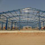 Estructuras prefabricadas para el trabajo de producción