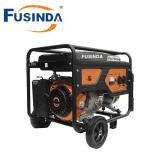 6kw Generator de van uitstekende kwaliteit van de Benzine met de Elektrische Motor van het Begin