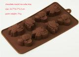 شوكولاطة سليكوون جليد أنابيب صينيّة