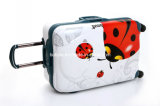"""Carrello stabilito Ppc03-20 del blocco per grafici del PC dei bagagli puri del PC di disegno di modo """" 24 casse del carrello del PC """" 28 """" (PPC03-20/24/28)"""
