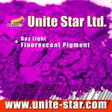 Het Lichte Fluorescente Pigment Fv van de dag Citroengeel voor Inkt