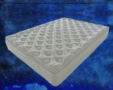 Colchón natural usado diseño de lujo de la tapa de la almohadilla de Toppr del látex