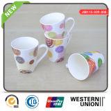 Nuevo diseño de la taza de porcelana de la promoción con alta calidad