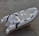 Liya 3.8m Open Floor Boat Inflatable Motor Boat Sale