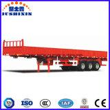 De Fabriek 40feet 3 van China Aanhangwagen van de Lading van het Nut van de Vrachtwagen van de Tractor van de As de Semi met de Kant van de Daling voor Verkoop