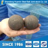 Bola de acero de pulido de media del molino de bola de la alta calidad