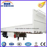 40FT 세 배 차축 벽 측 또는 옆 널 트럭 트레일러