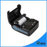 Принтер Bluetooth миниого получения Bill матрицы МНОГОТОЧИЯ портативная пишущая машинка 58mm Android