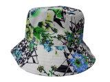Sombrero del compartimiento con la tela floral (BT045)