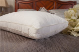 Two Layers Topper Wool Around Inflatable Pillow Quilted Functional Pillow