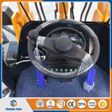 China artikulierte Radlader Minirad-Ladevorrichtung mit schneller Anhängevorrichtung