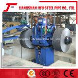 Chaîne de production soudée de pipe d'acier du carbone
