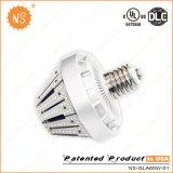 luz do louro do dossel do diodo emissor de luz do UL Dlc 5000k E27/E40 60W do cUL baixa