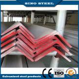 Barra de ángulo de acero igual laminada en caliente de A36 Ss400 JIS