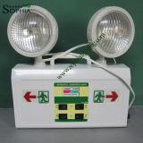 luz Emergency de 5W LED, luz de la salida, lámpara indicadora