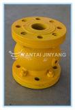 Válvula de compressão pneumática de válvula de pregueira de borracha (ISO9001: 2008)